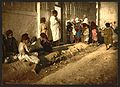 "Beggars in front of mosque ""Sidi Abderrhaman"", Algiers, Algeria-LCCN2001697846.jpg"