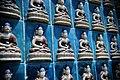 Beihai Park White Pagoda Buddha Tiles (10554937215).jpg