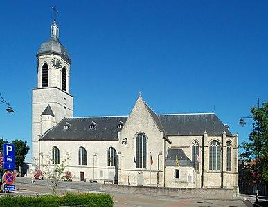 België - Haacht - Sint-Remigiuskerk - 02.jpg