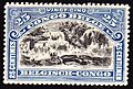 Belgian congo 1915 issue-25c.jpg