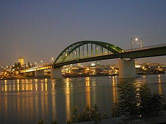 Old Sava Bridge - Old Sava Bridge