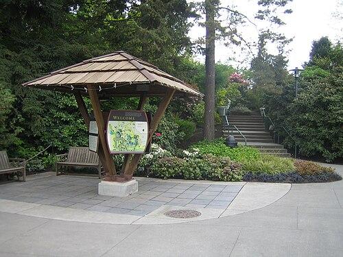 Thumbnail from Bellevue Botanical Garden