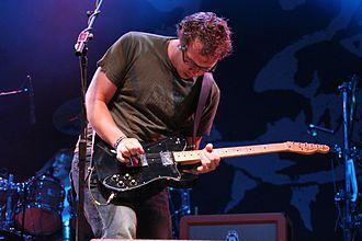 Gomez (band) - Ben Ottewell, Beautiful Days Festival, Devon, August 2006