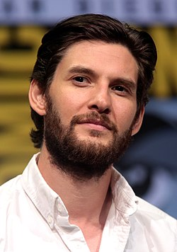 Ben Barnes a 2017-es San Diego Comic-Con Internationalen