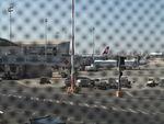 Ben Gurion International Airport רחבת חנייה.JPG
