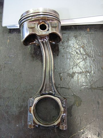 File Bent Connecting Rod 2 Jpg Wikimedia Commons