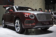 bentley bentayga – wikipedia