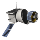 Artist's rendering of BepiColombo spacecraft