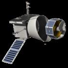 Artist's rendering of BepiColombo spacecraft