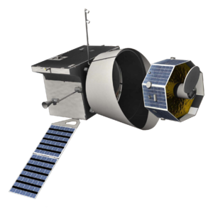 BepiColombo spacecraft model.png