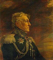 Portrait of Burсhard M. Berg (17648-1838) (2nd)