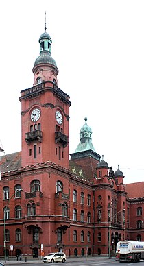 Berlin-Pankow, town hall-1.JPG