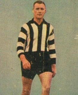 Bervin Woods Australian rules footballer, born 1910