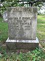 Bethlehem Cemetery Memphis TN 12 Bertha F Douglass.jpg