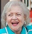 Betty White HotInClevelandCastHWOFAug2012 (cropped).jpg