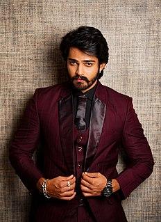 Bharath Bopanna Indian film actor