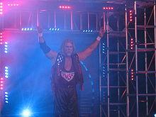 Kevin Nash à la TNA en 2008.