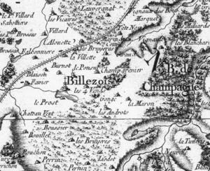 Billezois - Image: Bilhesèirs