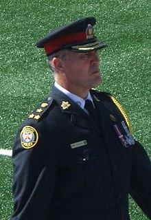 Bill Blair (politician) Canadian politician, former police chief of Toronto