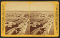 Bird's-evey view, north from College, by Brown, William Henry, 1928-.png