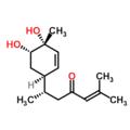 Bisacurone molecular structure.png