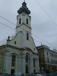 Unitarian Church, Cluj