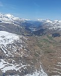 Bivio and Marmorera as seen from a helicopter above Plang Camfer.jpg