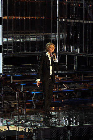 Melodifestivalen 2008 - Björn Gustavsson performed interval performances at all the semifinals, and the final.