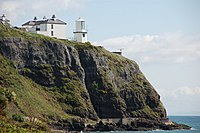 Blackhead Lighthouse, Belfast Lough - geograph.org.uk - 173761.jpg