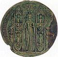 Blanche of Sweden & Norway seal c 1350.jpg
