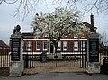 Bleak House, Folly Lane in Spring - geograph.org.uk - 868338.jpg