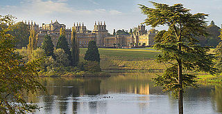 Blenheim Palace Country house in Woodstock, Oxfordshire, England