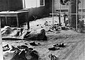 Block 20 of the Mauthausen concentration camp after Soviet POW mass escape.jpg