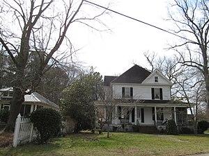 Bloxom, Virginia - Houses in Bloxom