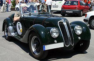 Fritz Fiedler German automobile designer