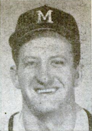 Bob Uecker - Uecker with the Braves in 1962