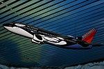 Boeing 737-3H4 Southwest Airlines N334SW Sea World promo (8516188800).jpg