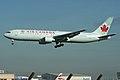 Boeing 767-333ER C-FMWV Air Canada (6884501958).jpg