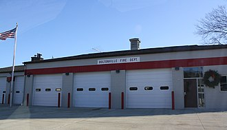 Boltonville, Wisconsin - Image: Boltonville Wisconsin Fire Department