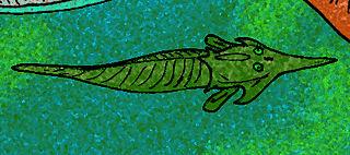 <i>Boreaspis</i> genus of extinct fishes