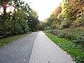 Borgfelde oben Fuß und Radweg in Richtung Berliner Tor.jpg