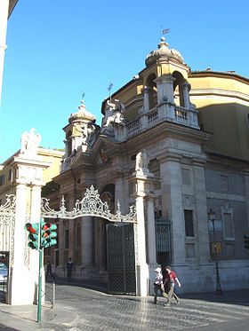 Image illustrative de l'article Église Sant'Anna dei Palafrenieri