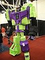 BotCon 2011 - Transformers cosplay - Devastator (5802070769).jpg