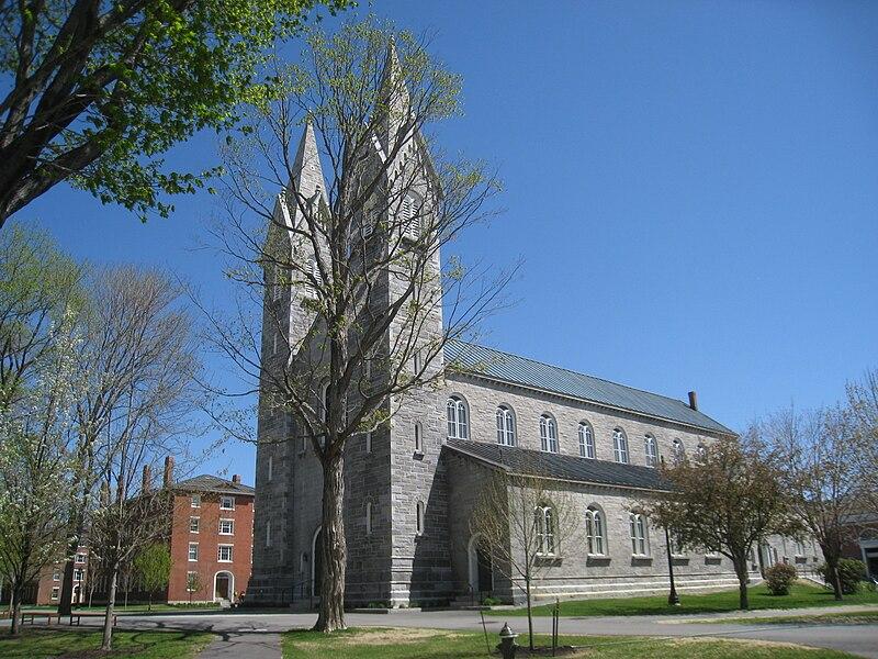 File:Bowdoin College Chapel - Bowdoin College - IMG 7793.JPG