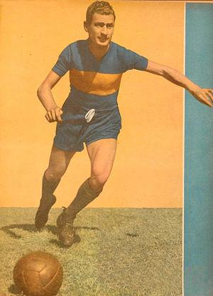 Mario Boyé - Image: Boye boca 1944