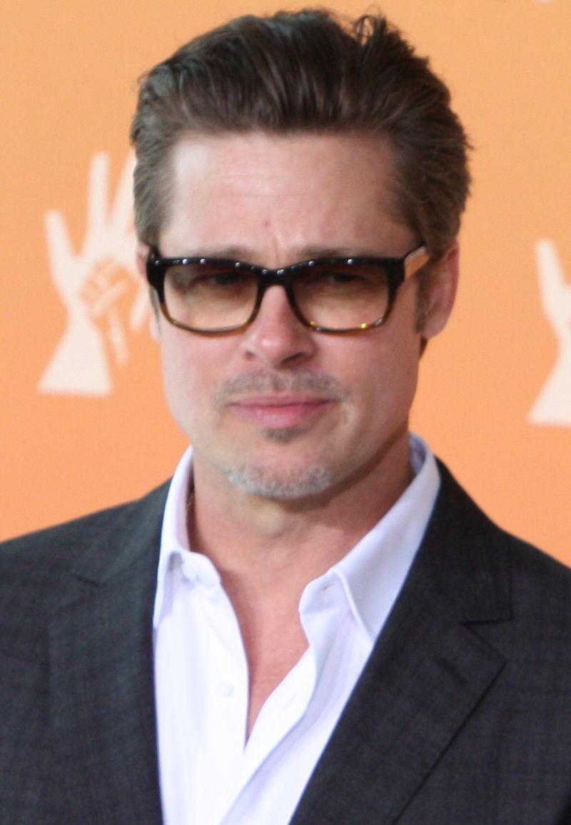 Brad Pitt June 2014 (cropped).jpg