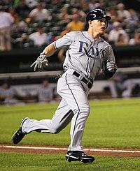 Brandon Guyer on September 12, 2011.jpg