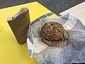 Brasserie du Lizon - hamburger et frites.JPG