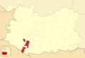 Brazatortas municipality.png