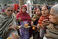 Breakfast - Gangasagar Fair Transit Camp - Kolkata 2013-01-12 2666.JPG